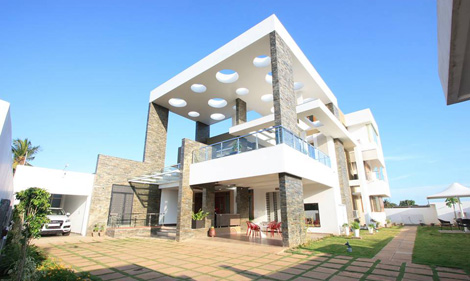 ansari architects chennai high end residential homes and luxury
