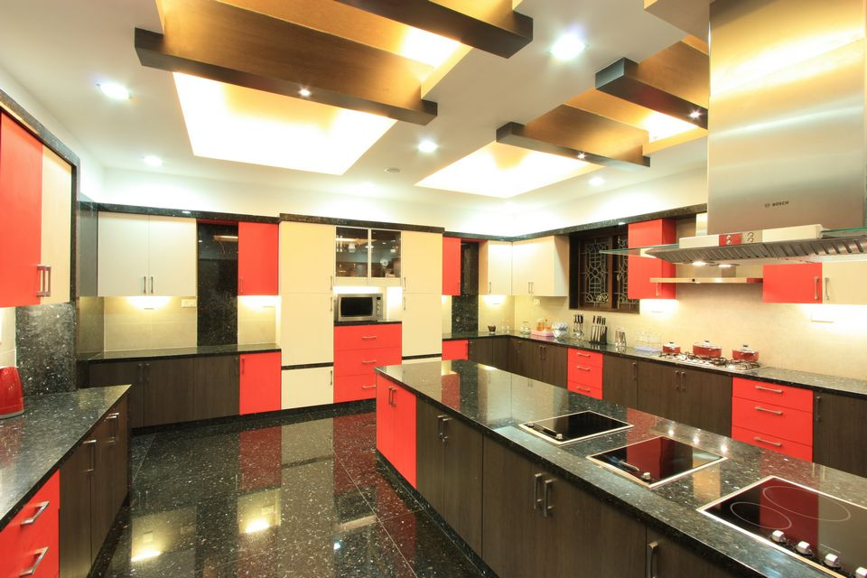 Ayyampet House Kitchen 3