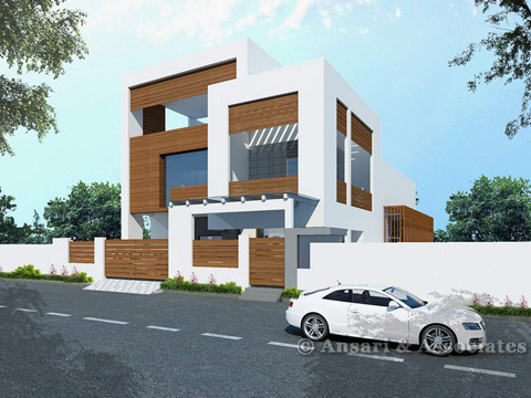 AnnaNagar West House