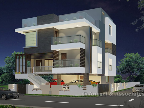 AnnaNagar West Villa