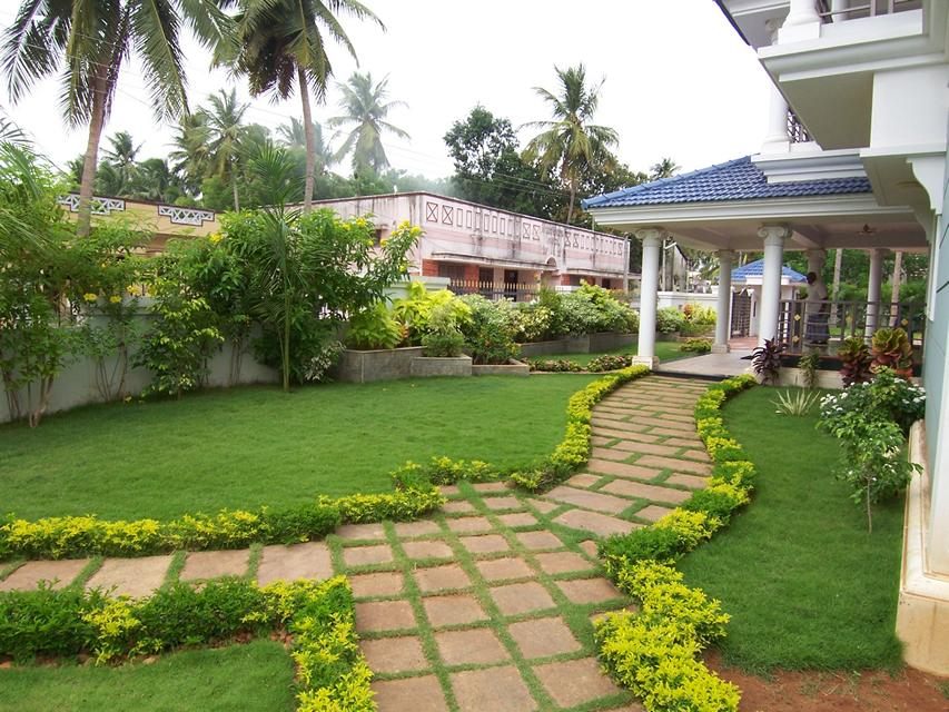 House Garden Hd Images In Tamil Nadu