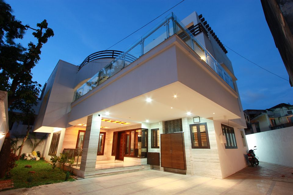 The passage house sait colony egmore chennai designed House architecture chennai