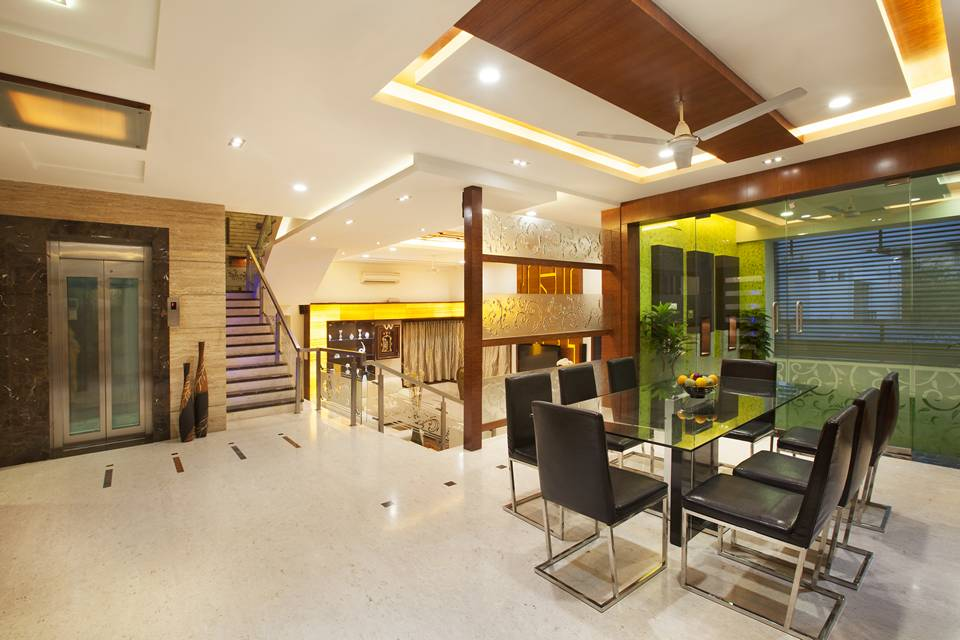 Kk Nagar House Dining 1