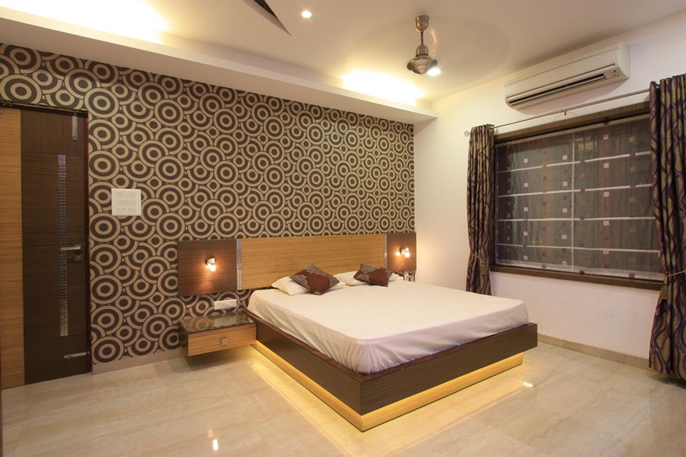 The ethnic house at mugappair chennai is famous for its for Ethnic bedroom ideas