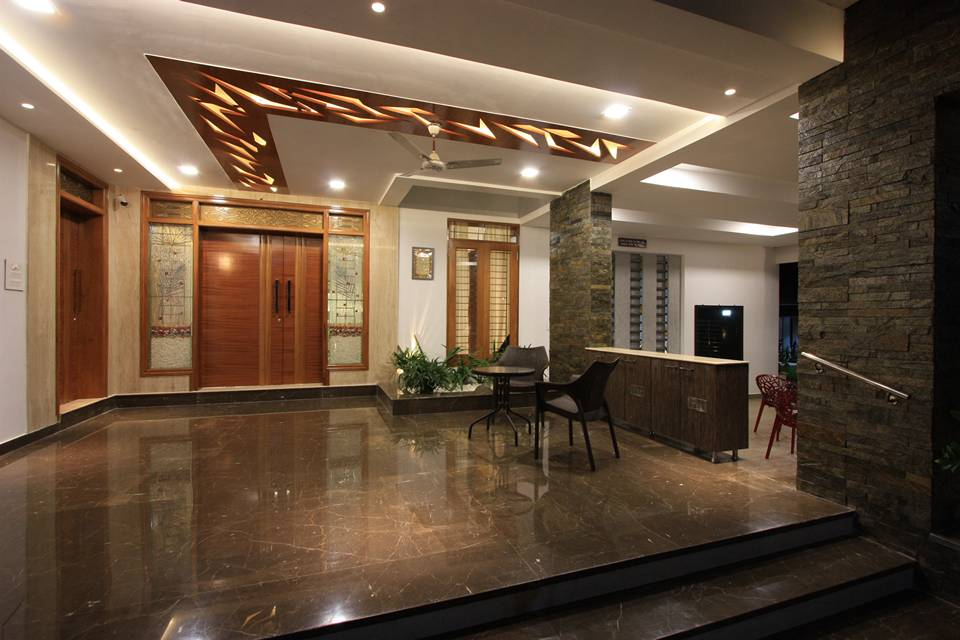 Sikali Residence Designed By Ansari Architects Chennai This Unique Hose Is Very Famous For In